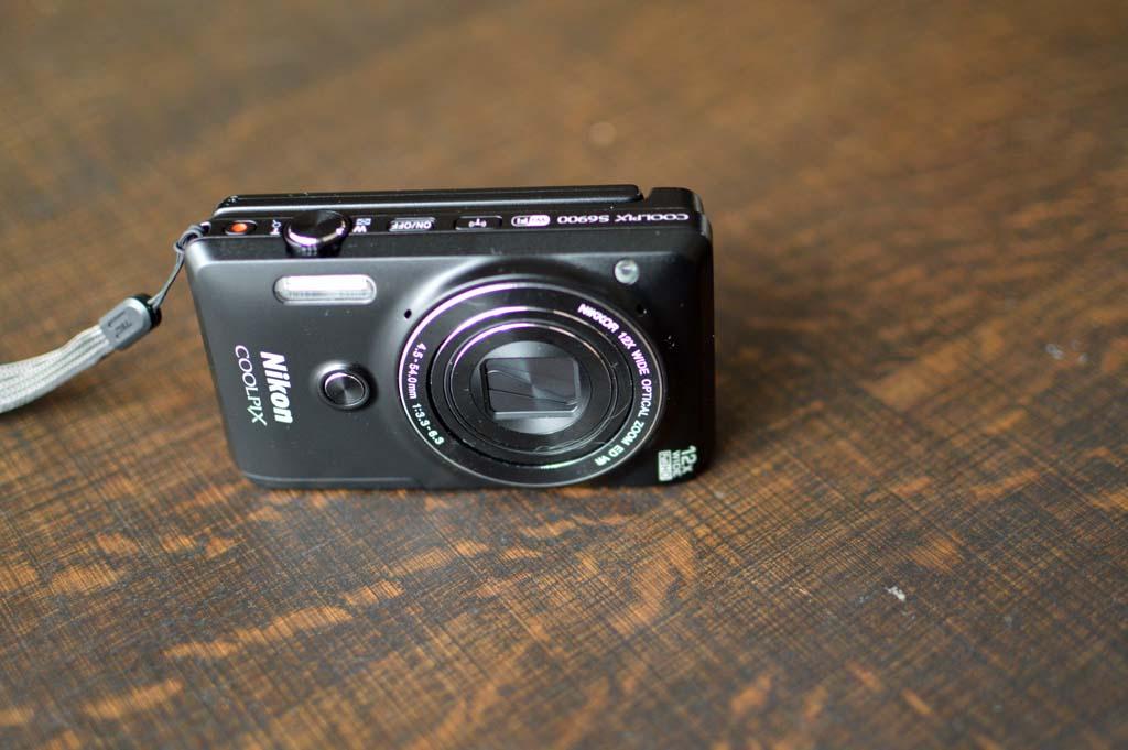 【レビュー】Nikon CoolPix S6900