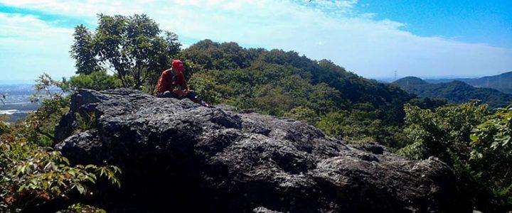 【低山登山】小野アルプス フル縦走:中・東コース(紅山~ゆぴか)