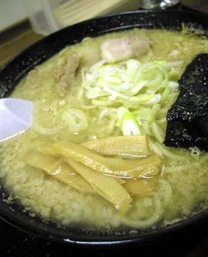 【食】初ラーメン(味噌with豆腐)@キャベツ(京成小岩)