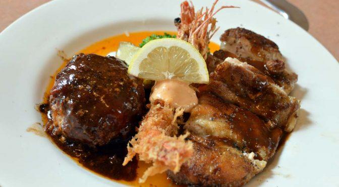 【洋食】キッチンカトウ(kitchen KATO)の贅沢ランチ@高砂市 を食べてきた。