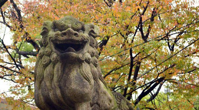 【紅葉直前】湊川神社@神戸2015