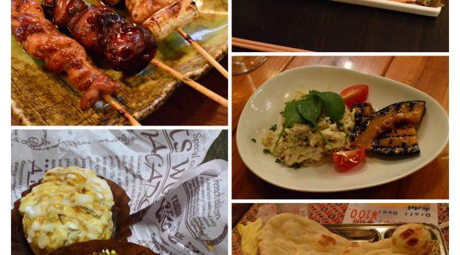 【食レポまとめ】西明石食べ歩きバル2016はいつもと違うエリアで食べてきた。