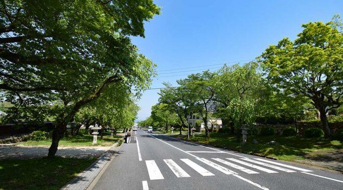 【ウォーキング】日吉大社~比叡山坂本駅(比叡山下山後)